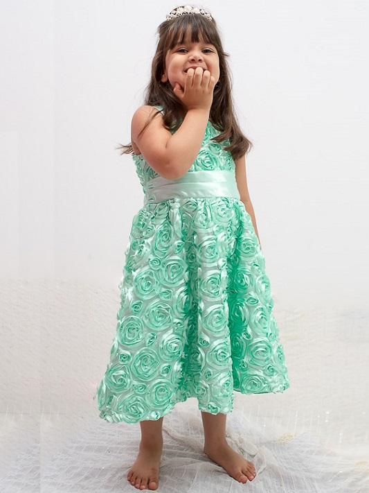 vestido_infantil_verde_flor