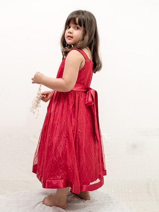 vestido_infantil_vermelho_brilhoso_lateralecostas