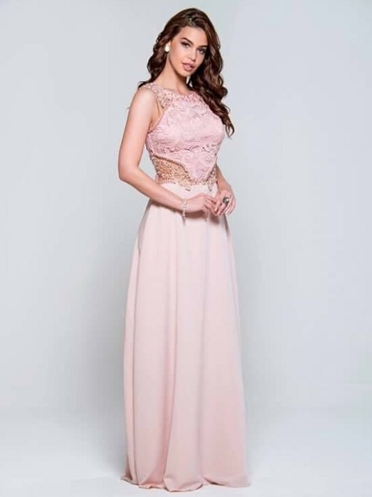 Vestido longo, vestido rosa bebe, vestidos de festa rosa bebe, vestidos rosa bebe, rosa bebe,